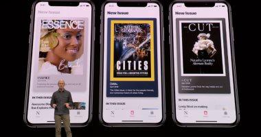 بعد إطلاق Apple News+.. أبل توقف تطبيق Texture نهاية مايو