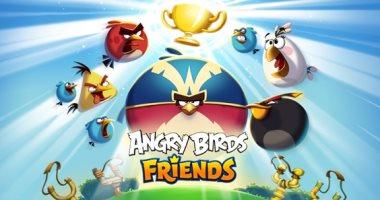 لعبة Angry Birds Friends متاحة الآن على ويندوز 10.. اعرف مميزاتها