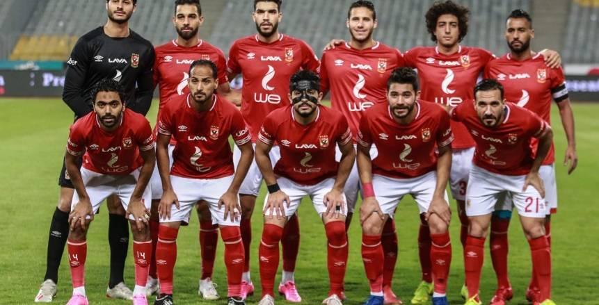 رسميا تشكيل الأهلي أمام المقاولون لمواجهة حسم الدوري