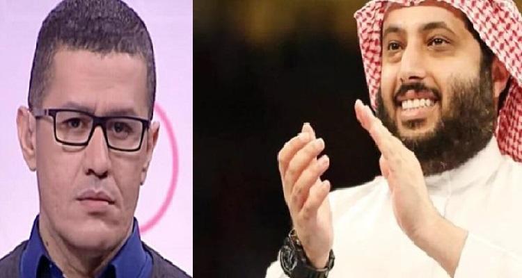 تركي فضح عفيفي يتصدر تويتر وتفاصيل وكواليس خناقة آل الشيخ مع