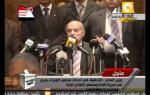 وزير العدل بشأن تحقيقات  أحداث مجلس الوزراء #Dec21